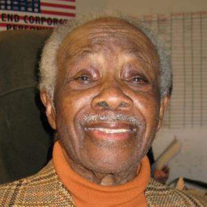 Tuskegee Airman Benjamin Reed